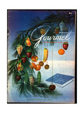 Gourmet Cover - December 1952