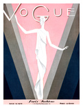 Vogue Cover - April 1928