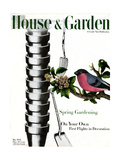 House & Garden Cover - May 1945