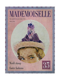 Mademoiselle Cover - March 1948