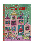 The New Yorker Cover - December 28  1981