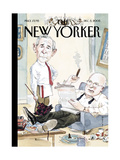 The New Yorker Cover - December 5  2005