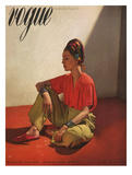 Vogue Cover - April 1939