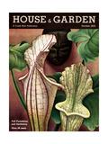 House & Garden Cover - October 1935