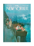 The New Yorker Cover - July 25  1964