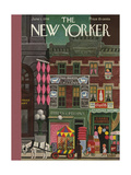 The New Yorker Cover - June 1  1946