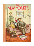 The New Yorker Cover - October 12  1935