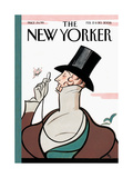 The New Yorker Cover - February 13  2006