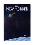 The New Yorker Cover - December 30  1972