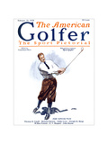 The American Golfer February 21  1925