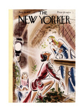 The New Yorker Cover - August 20  1938
