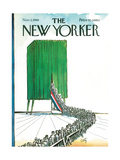 The New Yorker Cover - November 2  1968