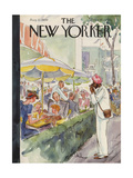 The New Yorker Cover - August 12  1939