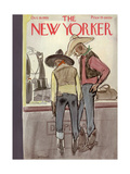 The New Yorker Cover - October 19  1935