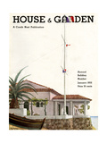 House & Garden Cover - January 1932