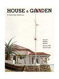 House & Garden Cover - January 1932