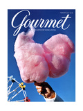 Gourmet Cover - February 2000