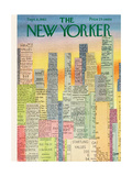 The New Yorker Cover - September 8  1962