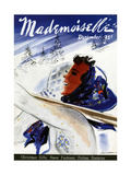 Mademoiselle Cover - December 1936