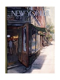 The New Yorker Cover - September 29  1956