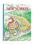 The New Yorker Cover - June 15  1987
