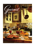 Gourmet Cover - April 1992