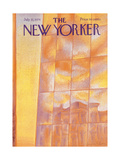 The New Yorker Cover - July 22  1974