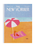 The New Yorker Cover - August 20  1984