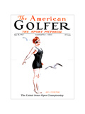 The American Golfer July 28  1923