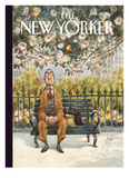 The New Yorker Cover - May 30  2005