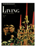 Living for Young Homemakers Cover - December 1948