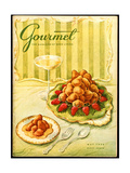 Gourmet Cover - May 1956