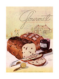 Gourmet Cover - February 1944
