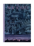 The New Yorker Cover - October 24  1953