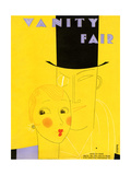 Vanity Fair Cover - March 1929