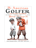 The American Golfer May 3  1924