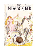 The New Yorker Cover - March 30  1935