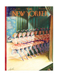 The New Yorker Cover - January 17  1942