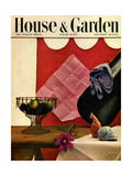 House & Garden Cover - March 1949