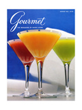 Gourmet Cover - August 1987