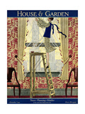 House & Garden Cover - November 1927