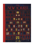 The New Yorker Cover - December 26  1953