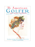 The American Golfer December 16  1922