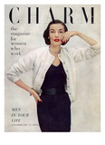 Charm Cover - November 1950