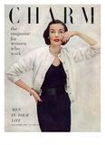 Charm Cover - November 1950