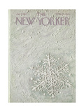 The New Yorker Cover - January 7  1967