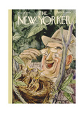 The New Yorker Cover - May 19  1945
