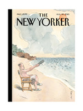 The New Yorker Cover - August 30  2010