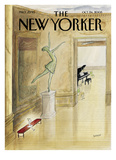 The New Yorker Cover - October 24  2005