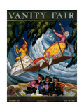 Vanity Fair Cover - December 1922